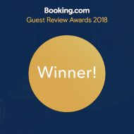Booking.com Guest Reviews Winner
